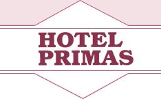 Hotel Primas - Logo